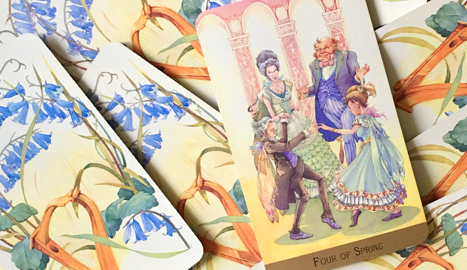 Review: The Victorian Fairy Tarot