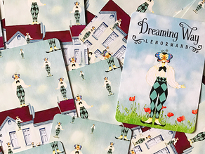 REVIEW: DREAMING WAY LENORMAND