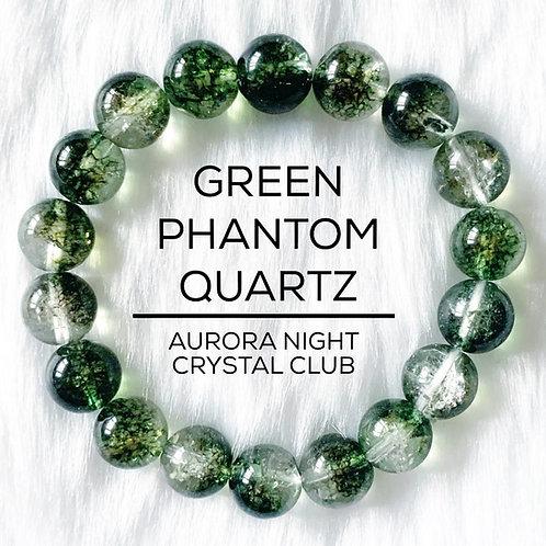 Green Phantom Quartz