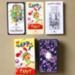 REVIEW: Happy Tarot