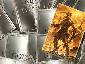 REVIEW: GODS AND TITANS ORACLE