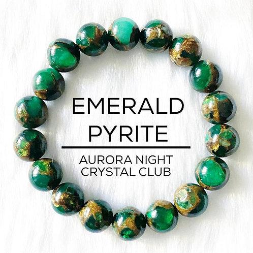 Emerald Pyrite