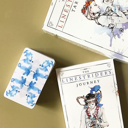 REVIEW: Linestrider Tarot