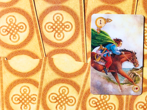 REVIEW: CELTIC LENORMAND