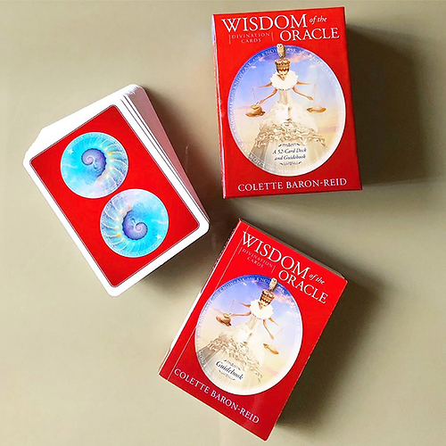 REVIEW: Wisdom of the Oracle