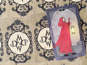 REVIEW: DARK WOOD TAROT