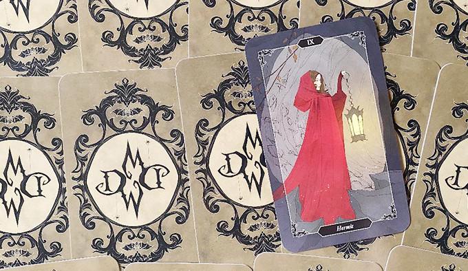 Review: Dark Wood Tarot