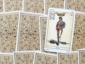 REVIEW: SIBILLA ORACLE CARDS