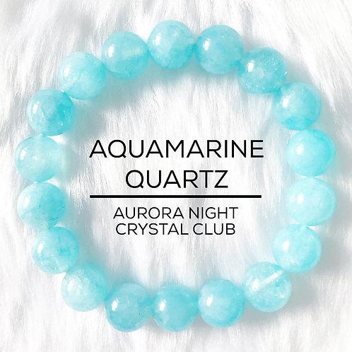 Aquamarine Quartz