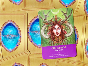 REVIEW: KEEPERS OF THE LIGHT ORACLE CARDS