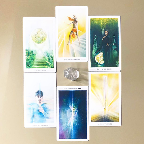 REVIEW: The Fountain Tarot