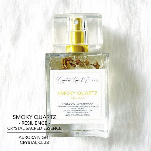 Smoky Quartz Crystal Sacred Essence