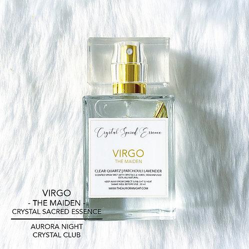 Virgo Crystal Sacred Essence