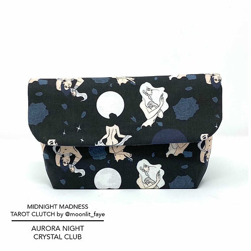 Pre-Order Midnight Madness Tarot Clutch by Moonlit Faye