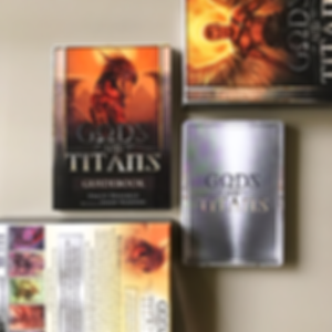 REVIEW: The Gods And Titans Oracle