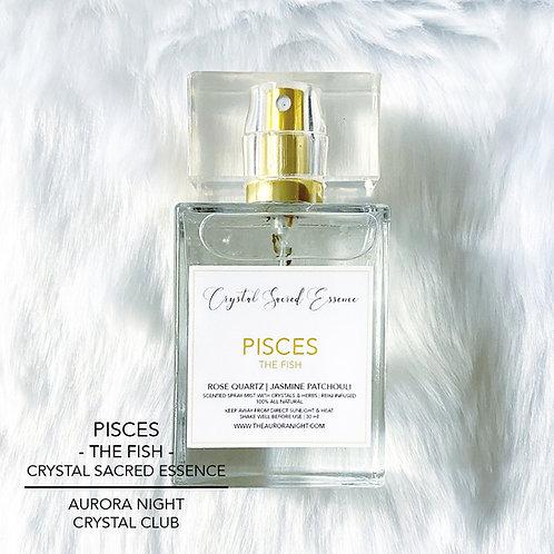 Pisces Crystal Sacred Essence