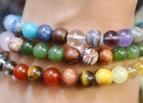 WHY WEAR CRYSTAL BRACELETS​