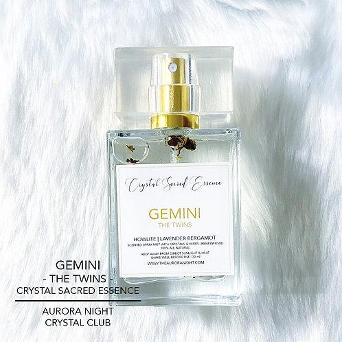 Gemini Crystal Sacred Essence