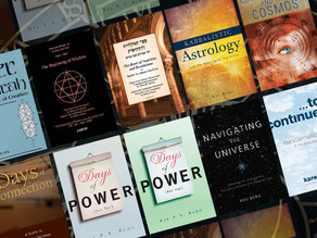 KABBALISTIC ASTROLOGY BOOK RECOMMENDATIONS