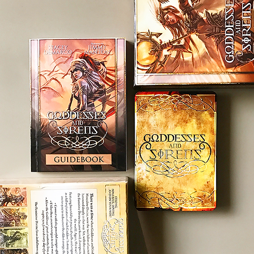 REVIEW: The Goddesses And Sirens Oracle