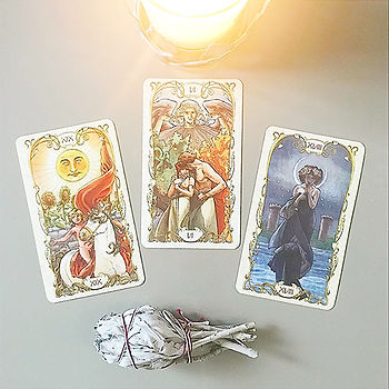 Mini Tarot Reading