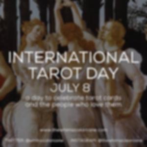 International Tarot Day
