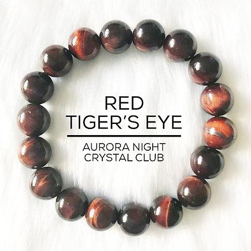 Red Tiger's Eye