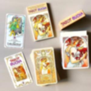 REVIEW: Tarot Mucha