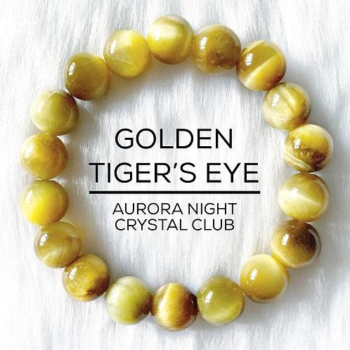 Golden Tiger's Eye