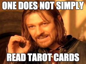 TAROT MEMES
