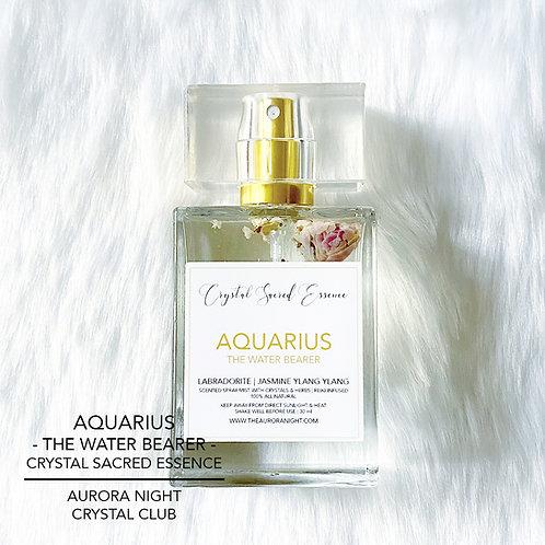 Aquarius Crystal Sacred Essence
