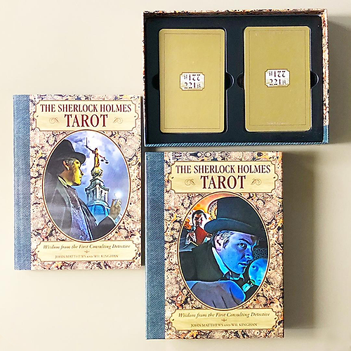 REVIEW: The Sherlock Holmes Tarot