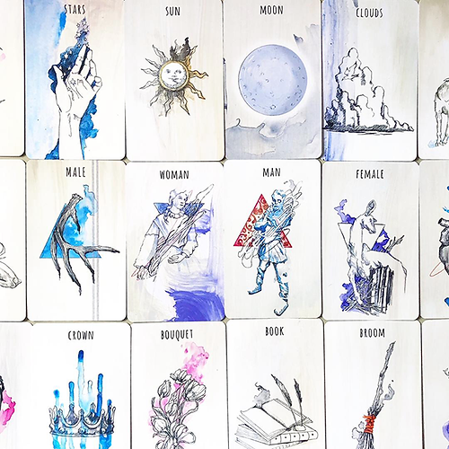 REVIEW: Scrying Ink Lenormand