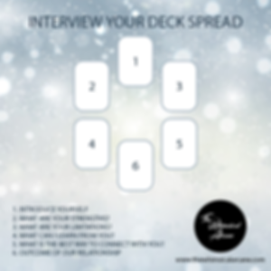 Interview Your Deck Spread