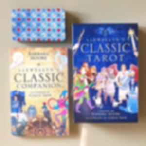 REVIEW: Llwellyn's Classic Tarot