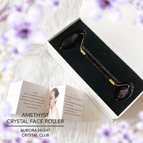 Amethyst Crystal Face Roller