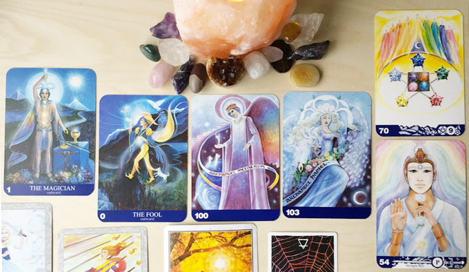 Discovering Your Soul Map With Aura-Soma Tarot
