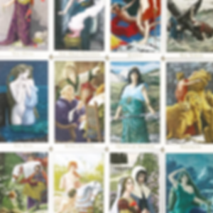 Review: Victorian Romantic Tarot