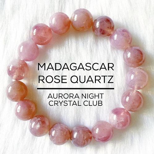 Madagascar Rose Quartz