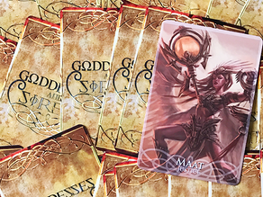 REVIEW: GODDESSES AND SIRENS ORACLE