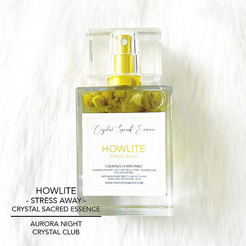 Howlite Crystal Sacred Essence