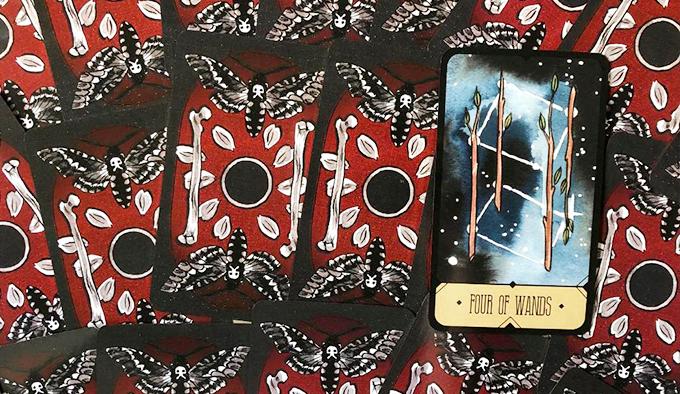 Review: Sasuraibito Tarot 1st Edition