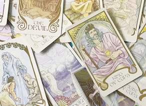 REVIEW: ETHEREAL VISIONS TAROT