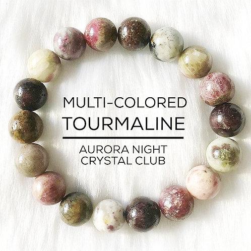 Multi-colored Tourmaline