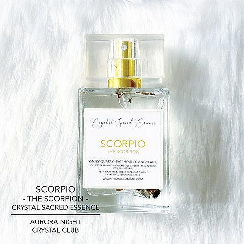 Scorpio Crystal Sacred Essence