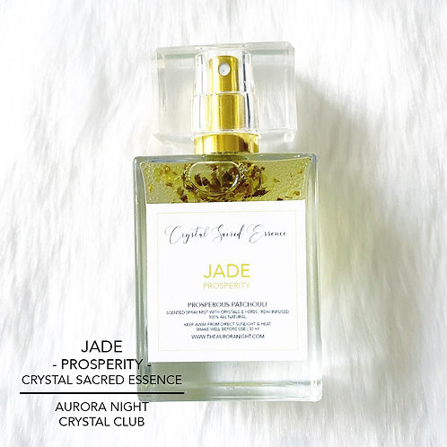 Jade Crystal Sacred Essence