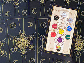 REVIEW: KABBALISTIC TAROT
