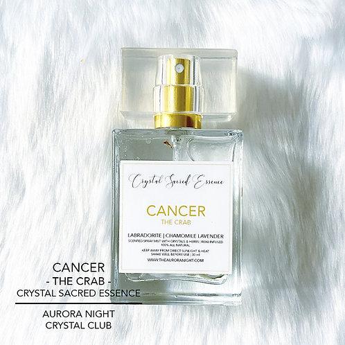 Cancer Crystal Sacred Essence