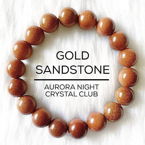 Gold Sandstone / Goldstone