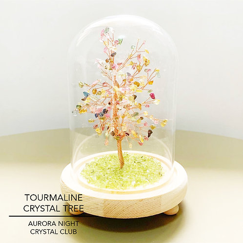 Tourmaline Crystal Tree